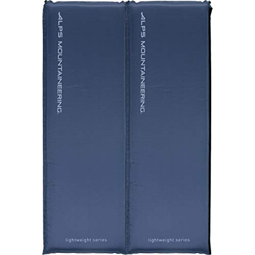 ALPS Mountaineering Lightweight Series Self-Inflating Air Pad-Double
