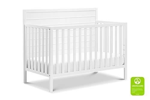 Carter's by DaVinci Morgan 4-in-1 Convertible Crib, White