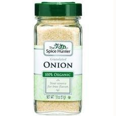 Spice Hunter Onion, Granulated, Organic (6x1.8oz )