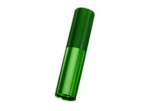 Body Shock Aluminum (Traxxas Anodized-Aluminum GTX Shock Body, Green)