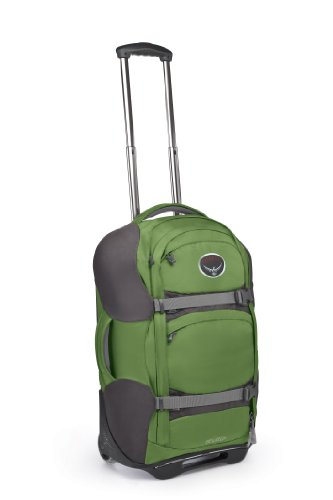 Osprey Shuttle 22-Inch 40L Wheeled Luggage (Juniper One Size)