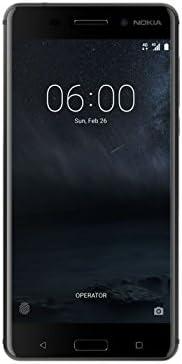 Nokia Nokia 6 Smartphone, 32 GB Dual SIM Black: Amazon com