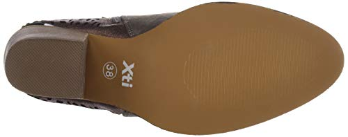 Xti 48249 Taupe taupe Mujer Para Marrón Botines rrnzRSB