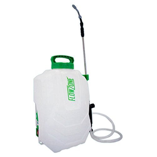 4-Gallon Multi-Use Continuous-Pressure 18V/2.6Ah Lithium-Ion Backpack Sprayer