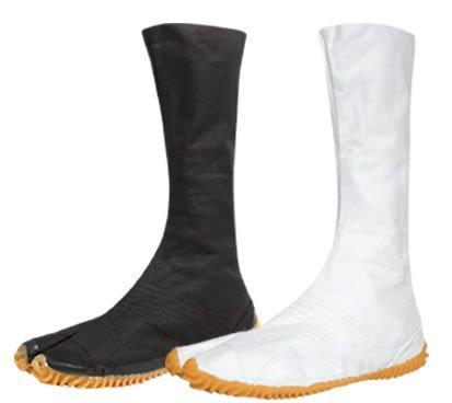 祭り足袋【祭りジョグ】白 黒 12枚こはぜ(株)丸五