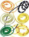 New Set of 12 Rubber 36'' Coiled Rubber Prop Toy Snakes by BlockBusterCostumes