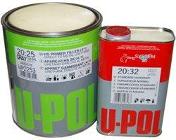 High Build Primer - U-POL 1 Gallon (4.2 VOC) High Solids High Build Urethane Primer Kit with Standard (60 to 95 F) Temperature Hardener