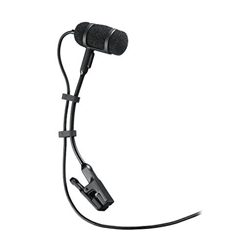Violin Clip - Audio-Technica PRO 35 Cardioid Condenser Clip-on Instrument Microphone