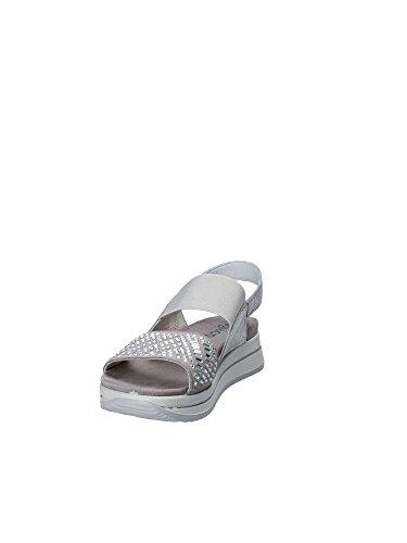 Damen Sandalen 40 1172 Co Silber IGI wPqxHtfE