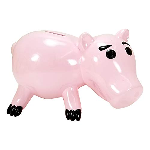 Disney Toy Story Hamm Ceramic Piggy Bank - Collectible and Gift Item for Boys, Girls, Adults, Baby, Toy Story Fan!