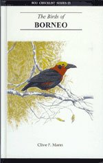 The Birds of Borneo: an Annotated Checklist (BOU Checklist Series) pdf epub