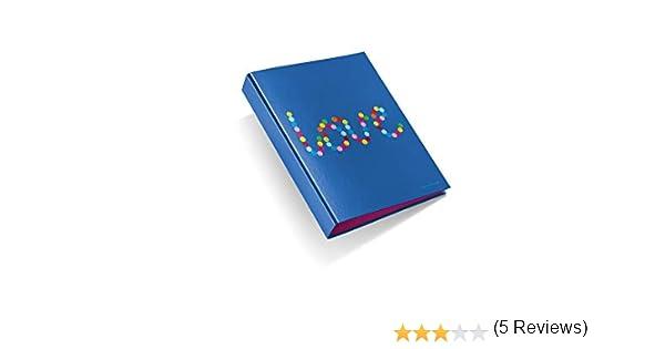 Miquelrius - Pack con 2 carpetas cartón, 4 anillas de 40 mm A4 Agatha Ruiz de la Prada Topos: Amazon.es: Oficina y papelería