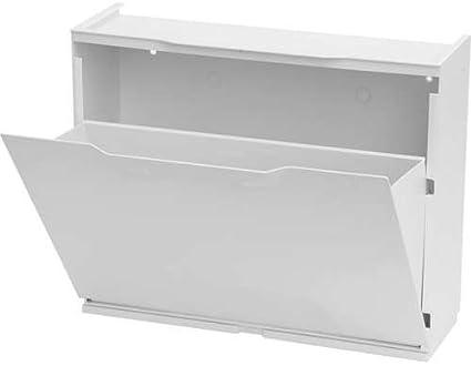 Unika it Casa Colore Cucina Plastica Bianco Modulare Scarpiera In Amazon E Mod Impilabile Bz1wntvpq