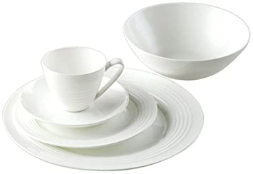 Vitta II Fine Bone China 20 Piece Dinner setVitta II Fine Bone China 20 Piece Dinner set  Amazon co uk  . Fine Bone China Dinnerware Sets Uk. Home Design Ideas