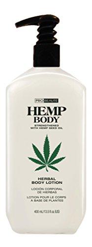 Hemp Herbal Hydrating Body Lotion, 13.5 Ounce