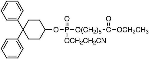 TCI America: Ethyl 6-[(2-Cyanoethoxy)(4, 4-diphenylcyclohexyloxy