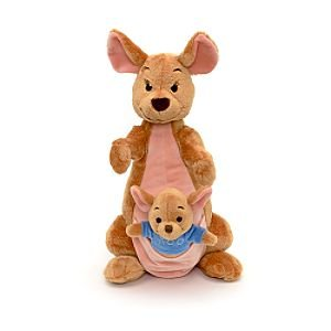 Amazon.com: Disney, Winnie lOurson Kanga Roo peluche Poupée Toy -36 cm: Toys & Games