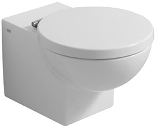 Keramag WC-Sitz Preciosa, Edelstahlscharniere Weiß (Alpin)   571180000