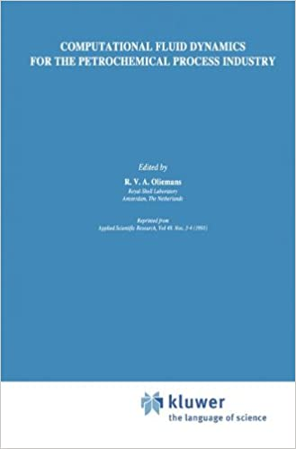 Book Computational Fluid Dynamics for the Petrochemical Process Industry