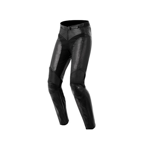 Alpinestars Vika Women's Sports Bike Motorcycle Pants - Black / Size 38