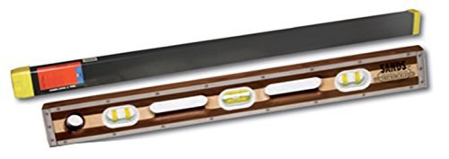 Kraft Tool SLWML48C 48-Inch Professional Sand Level with Case by Kraft Tool