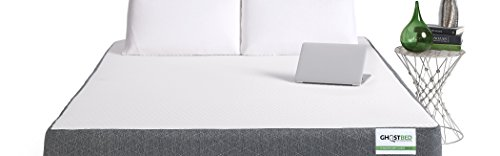 GhostBed-11-Inch-Cooling-Gel-Memory-Foam-Mattress-with-20-Year-Warranty-QUEEN