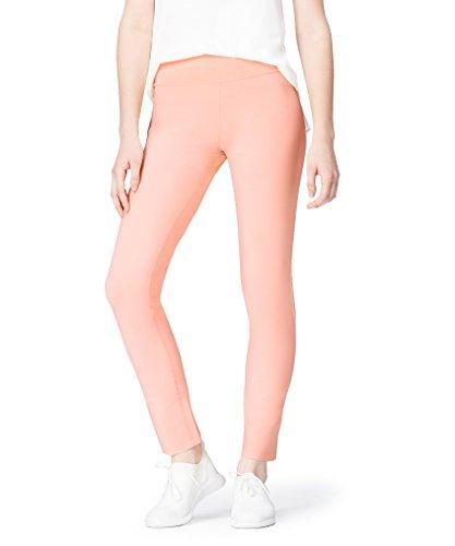 Activewear Donna Elasticizzati Slim Rosa Pantaloni Sherbert Yoga B0qwCBr