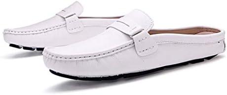 ドライビングシューズ メンズ ローファーサボサンダル ビジネス 軽量 モカシン 紳士靴 デッキシューズ スリッパ スリッポン大きなサイズ 職場用 柔らかい カジュアル 彼氏 プレゼント 春夏 旅行 海辺 通気 防滑 運転靴