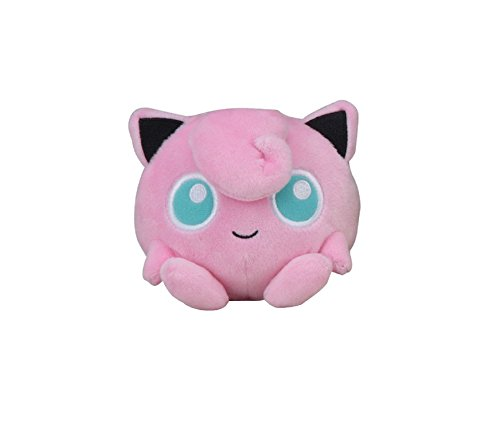 Pokemon Center Original Plush Doll Pokemon fit Jigglypuff - Puff Fit