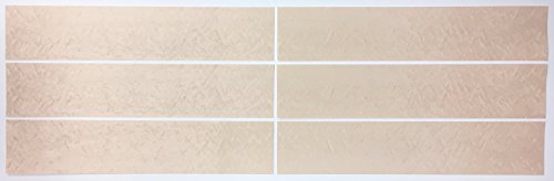 Birds Eye Maple Wood Veneer Pack- No Backing - 7.5 SQ FT - 6