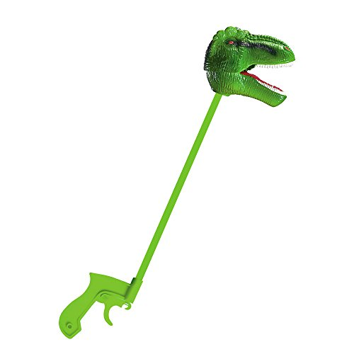 (Creative Play: Green T-Rex Snapper)