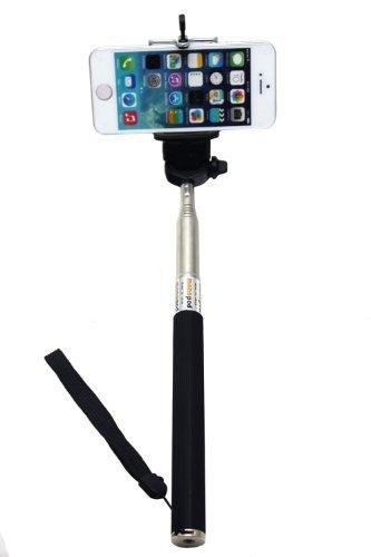 UFCIT Extendable Self Portrait Selfie Handheld Stick Monopod