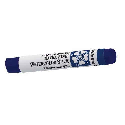 (DANIEL SMITH 284670017 Extra Fine Watercolor Stick 12ml Paint Tube, Phthalo Blue Green Shade)