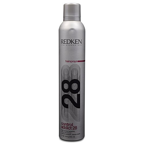 - Redken Control Addict 28 High-Control Hair Spray for Unisex, 9.8 Ounce