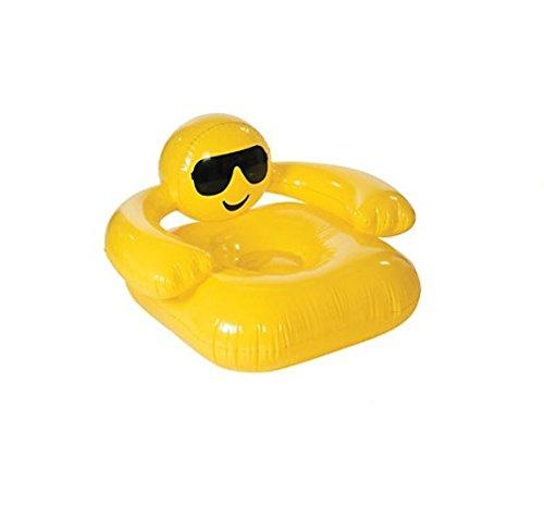 FE Emoji Inflatable Chair
