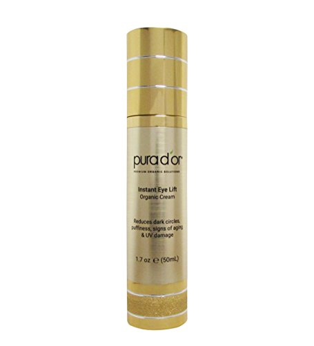 Pura d'or Instant Eye Lift Organic Cream 1.7 Oz
