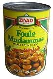 Foul Mudammas - Small fava beans, ZIYAD, 425g can