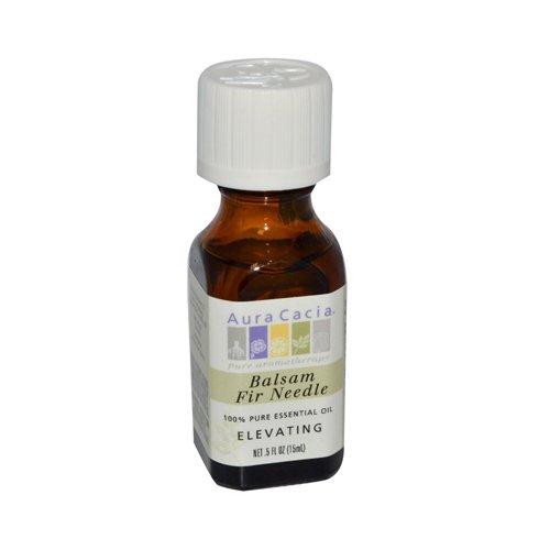 Aura Cacia Fir Needle Balsam Essential Oils 1/2 oz
