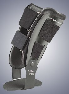 FlexLite Hinged Ankle Brace - Small - 40-800S by FLA Orthopedics