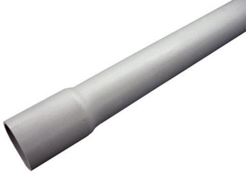 CANTEX INDUSTRIES A52CE12 Schedule 40 PVC Electrical Conduit, 2-1/2-Inch by 10-Feet