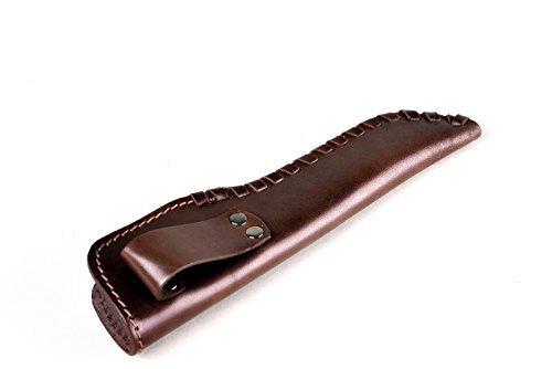 Handmade leather knife sheath Fashion men s accessories Designer safety - Sheath Leather Knife Homemade