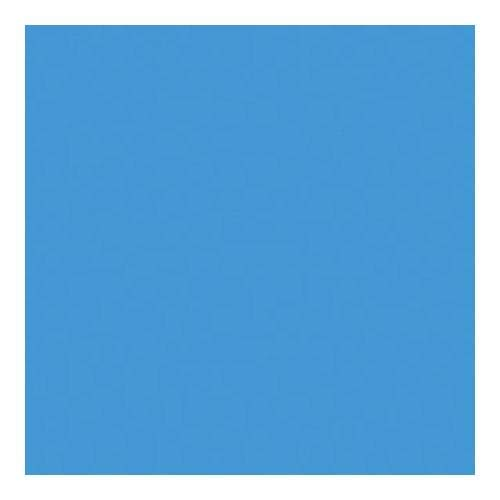 Rosco Cinelux #365 Tharon Delft Blue Filter, 48'' x25' Roll