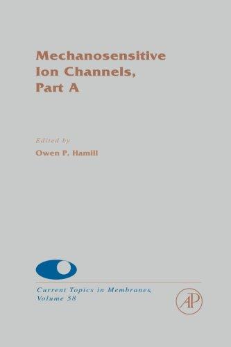 (Mechanosensitive Ion Channels, Part A)
