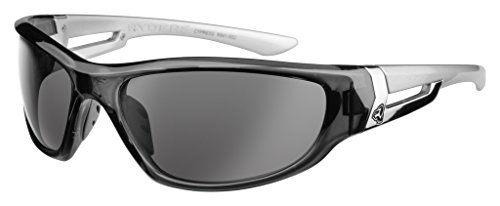 Ryders Cypress R841-002 Wrap Sunglasses, Silver, 55 - Sunglasses Bugaboos