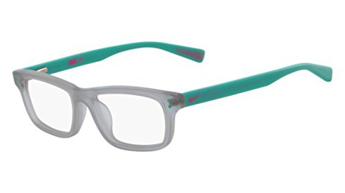 Eyeglasses NIKE 5535 050 WOLF GREY/AURORA GREEN