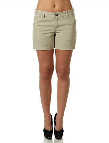 7 Encounter Women's Low Rise Casual Stretch Cotton Chino 5