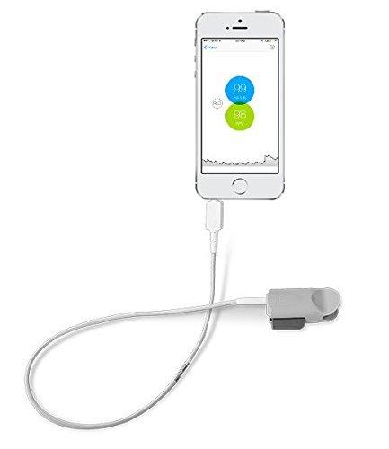 Kenek Edge Pulse Oximeter for iPhone