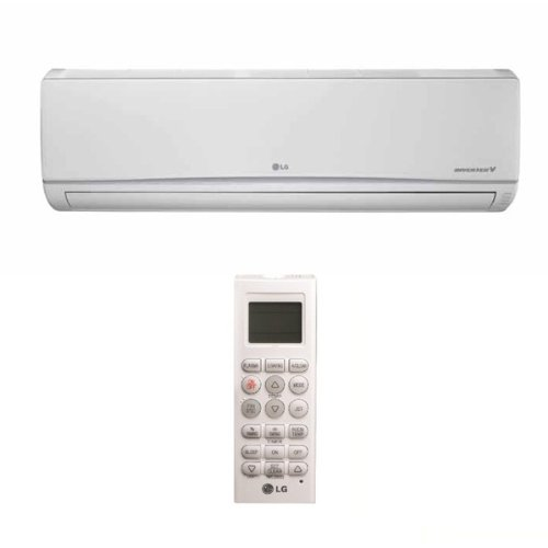 LG LMN187HVT Ductless Air Conditioning, Multi-Zone Wall Mount Air Handler - 18,000 BTU - Lg Air Conditioning Units
