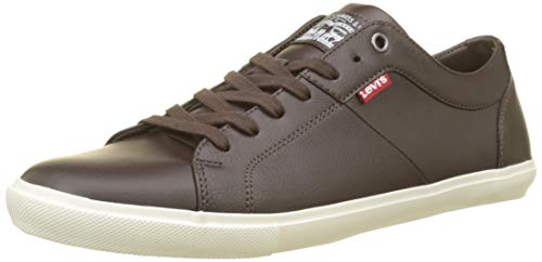 Levi's Homme Marron Brown dark Woods 29 Baskets HHxqr4