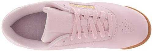 De Mujer Pink Para gold white Gimnasia Reebok Met Princess Zapatillas qwxTEZHS